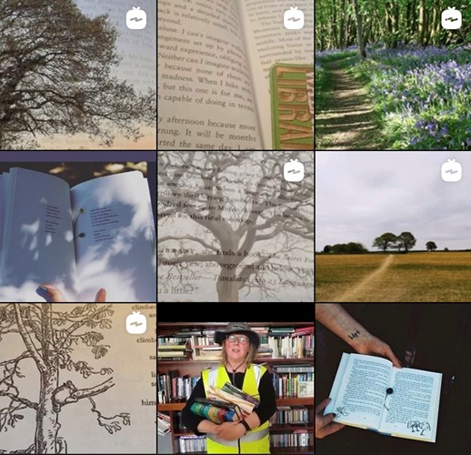 Walking Library for Forest Walks